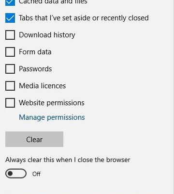 View-delete-Edge-browser-History